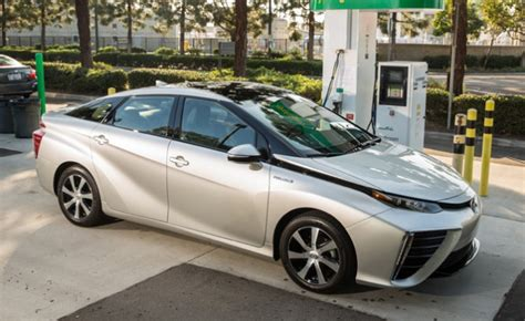 toyota all cars toyota wants fcvs to be priced at diesel car levels