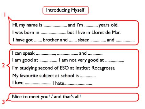 Introduce Yourself For Mba by Introduce Yourself Hospi Noiseworks Co