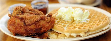 house of chicken and waffles best chicken and waffles in the u s