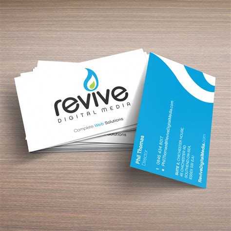 Business Cards quality business card printing single sided