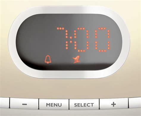 amazon philips light alarm philips hf3470 wake up light alarm clock with lcd display