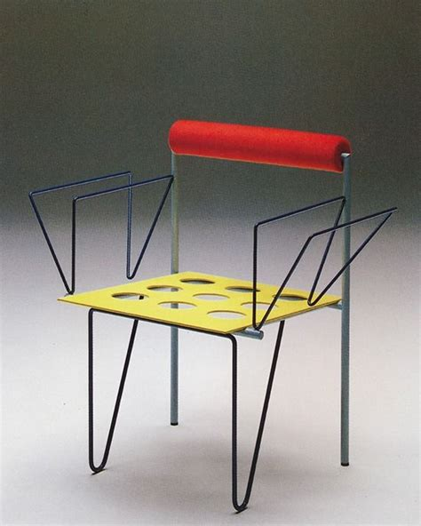 shimpachro ishigami papillon chair 1988 furniture