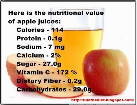 apple juice benefits weight loss for a healthy lifestyle october 2013