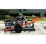 Ramp Free Motorcycle Trailers Are As Cool It Gets