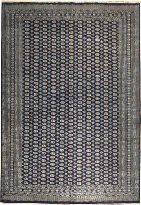 12x18 Area Rugs by Royal Navy Blue 12x18 Handmade Bokhara Rug Ebay