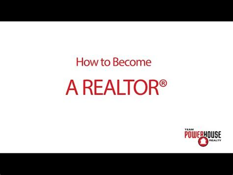 how to become a realtor how to become a realtor in british columbia youtube