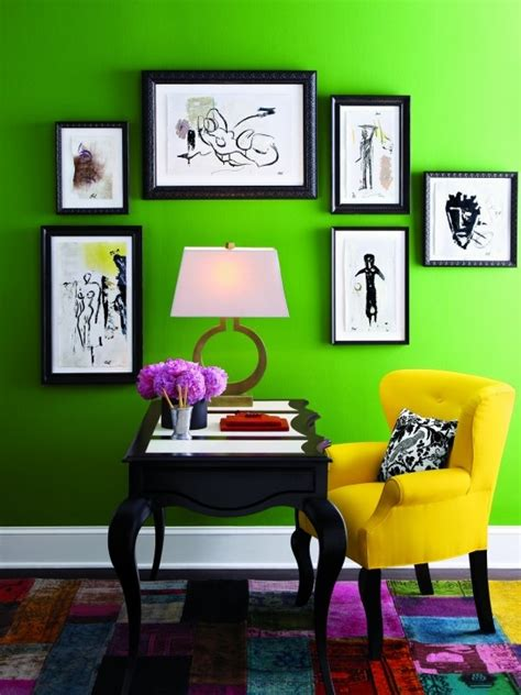 lime green accent wall 7 best images about for my awesome apt on pinterest