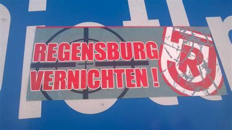 Aufkleber Bestellen Ultras by Aufkleber Quot Regensburg Vernichten Quot Supporters Jahnground