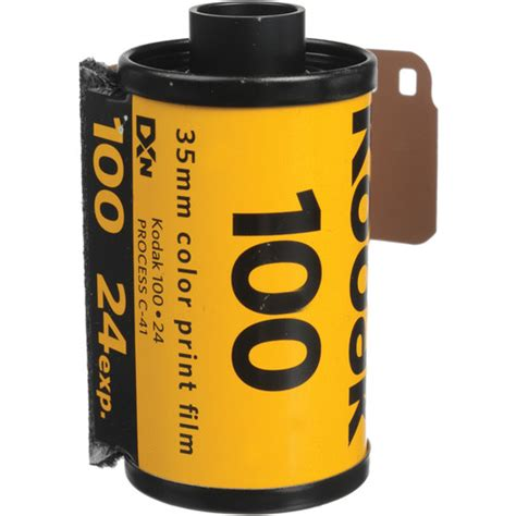 koak gold kodak ga 135 24 gold 100 color print film iso 100