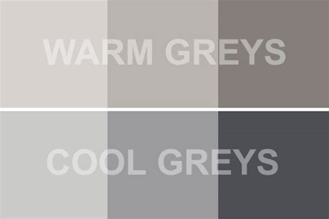 cool gray paint colors warm gray vs cool gray bring positive results tresca