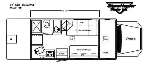 toterhome floor plans toterhome floor plans showhauler motorhome conversions