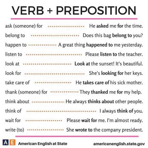 Exle Preposition Essay preposition exles 100 prepositional phrases with exle sentences in pdf tesl preposition