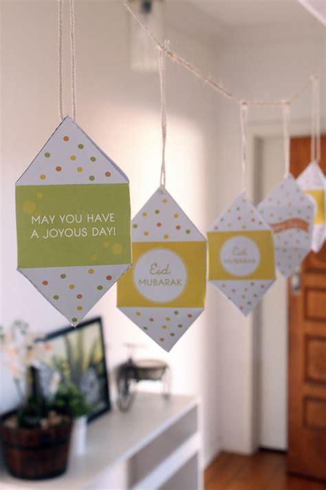 beautiful eid mubarak craft ideas homemydesign