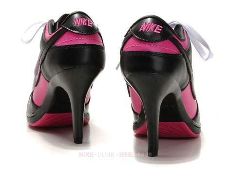 high heel nike dunk womens nike dunk sb high heels chestnut pink progress