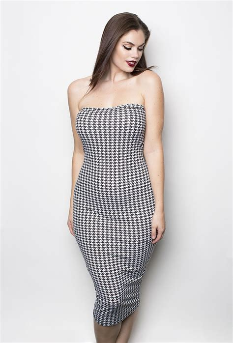Midi Dress Houndstooth W7274udi D 33 best marshall images on