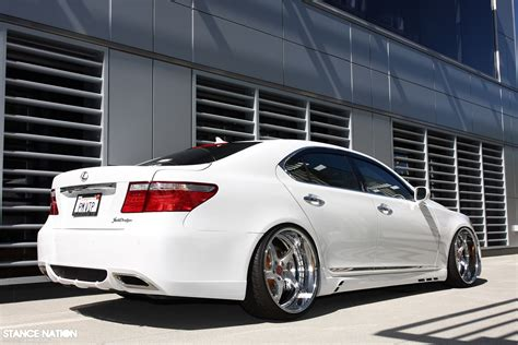 lexus custom custom lexus ls460 presented autoevolution