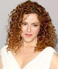 bernadette hairstyle how to bernadette peters naturally curly updo with tendrils