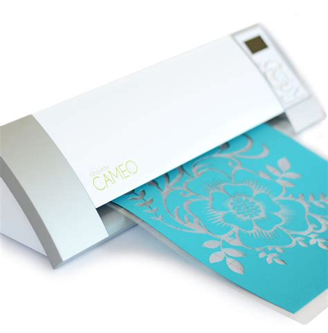 Paper Craft Cutter Machine - bestbuy silhouette cameo electronic cutting tool review