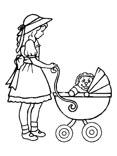 American Girl Doll Coloring Pages Az Coloring Pages Doll Coloring Page
