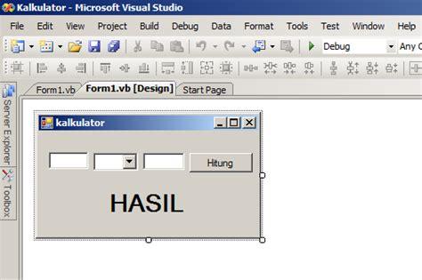 membuat form combobox html membuat kalkulator sederhana menggunakan visual basic dum17