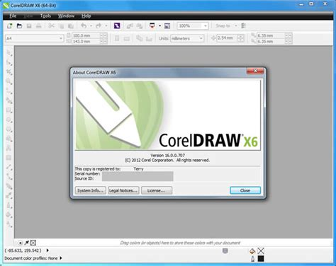 corel draw x6 quick reference card vector graphics shoot out inkscape v coreldraw zdnet
