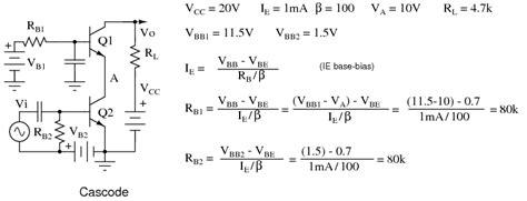 bjt transistor gain formula 도너츠 작업실 트랜지스터 bjt 의 바이어스 3