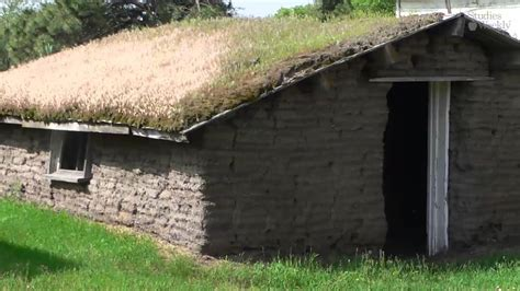 what is a sod house sod houses youtube