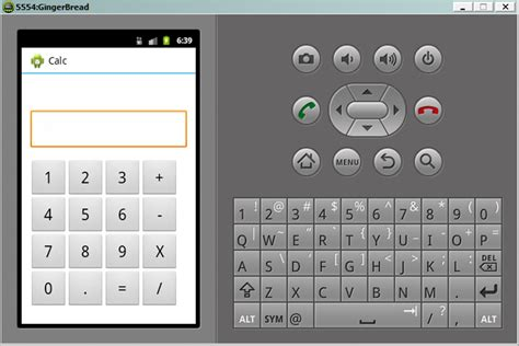 how to make a calculator app for android the programmer