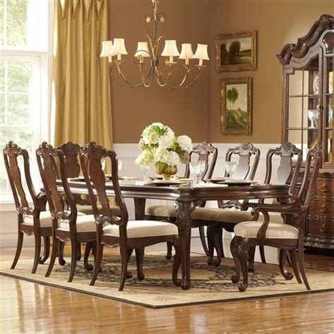 Design For Dining Tables Sets Ideas Traditional Dining Room Furniture Marceladick