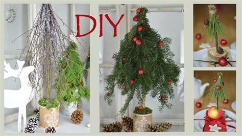 Diy Weihnachtsdeko Fenster by Diy Weihnachtsdeko Selber Machen B 228 Ume Aus Zweigen Und
