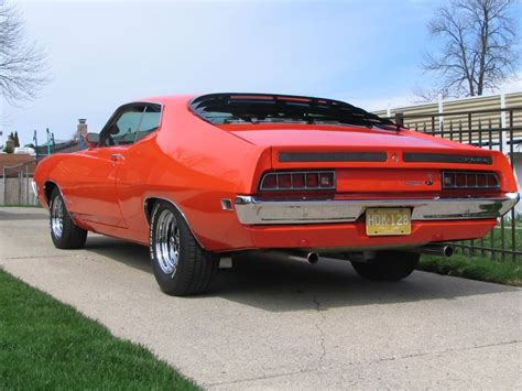Starsky And Hutch Original Car File 1970 Ford Torino Cobra Sportsroof Chiolero Rear Jpg
