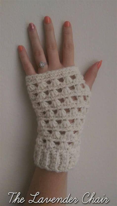 pinterest mittens pattern lazy daisy fingerless gloves crochet pattern crochet
