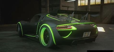 porsche 918 rsr binary igcd porsche 918 rsr in need for speed the run