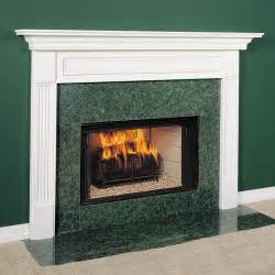 fairfield wood fireplace mantel custom sized