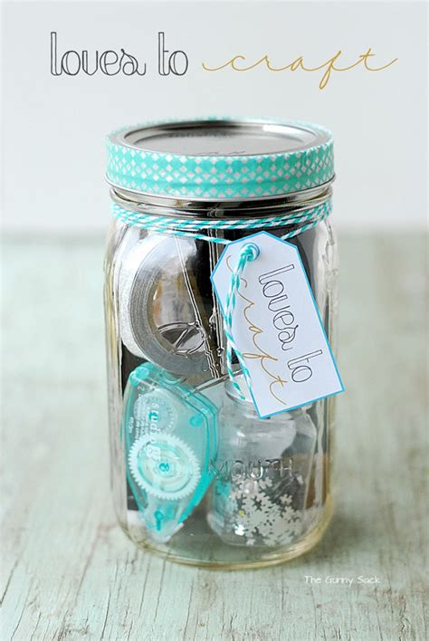40 christmas gift in a jar ideas how to build it