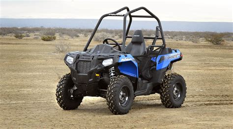 polaris 2 seat side by side polaris announces 150cc side by side cyclevin