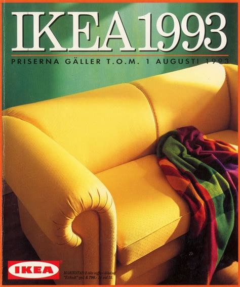 ikea catalog cover 1985 the evolution of ikea reflected in their catalogue covers