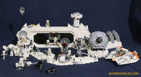 Lego 75098 Wars Assault On Hoth New Product review lego 75098 ucs assault on hoth