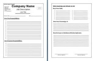writing descriptions template free descriptions descriptions writing templates