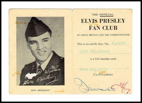elvis fan club fan relations about elvis fan clubs the official elvis presley fan club of great britain a