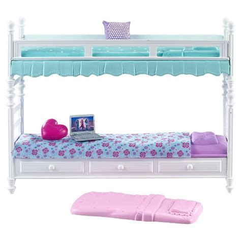 Barbie Sisters Stacie Doll With Bunk Beds Giftset Target Target Bunk Beds