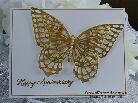 Wedding Anniversary Card Diy by 286 Best 50th Anniversary Cards Images On 50th