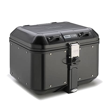 maleta dolomiti monokey  aluminio negro givi nilmoto