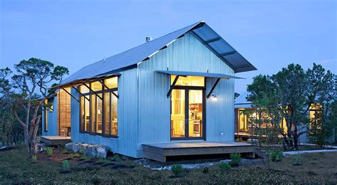 architecture firm designs prefab leed certified