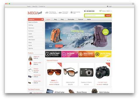 Woocommerce Template Free 38 best woocommerce themes to build awesome