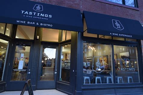 tastings tours short north push to pour at tastings wine bar bistro drink up