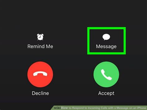 7 Worst Responses To I You 2 by How To Respond To Incoming Calls With A Message On An Iphone
