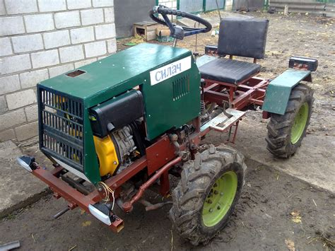 homemade tractor homemade tractor 4x4 from ukraine lawn mower forums