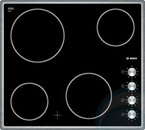 Bosch Cooktop Electric 600mm bosch electric cooktop pke645c14a appliances