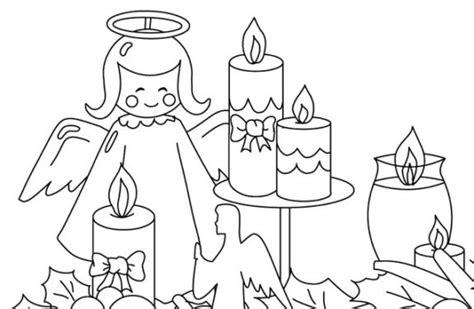 imagenes velas navideñas para colorear dibujos para colorear disney pluto en navidad dibujos
